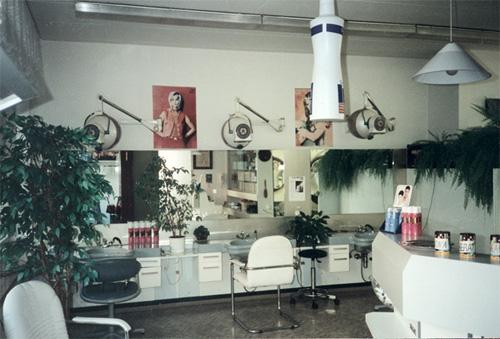 Friseur Salon 1996