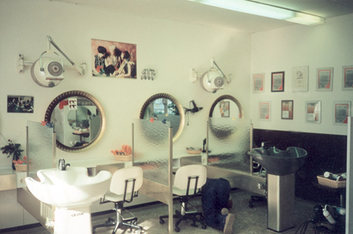 Friseur Salon 1995